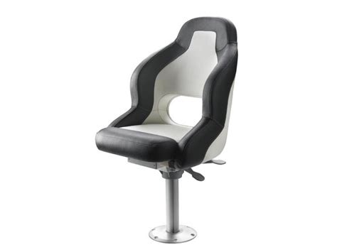 boat seats uk only boat seat model pilot black with white or white only