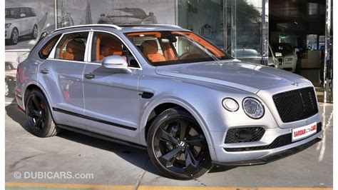 bentley bentayga silver bentley bentayga black package for sale aed 1 149 000