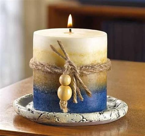how to make decorative candles at home simple and elegant simply candles pinterest
