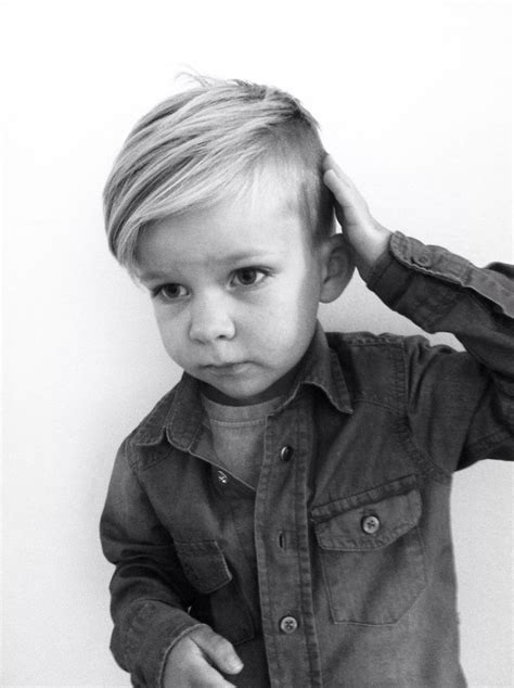 boys haircut with sides 1000 ideas about little boy haircuts on pinterest cute