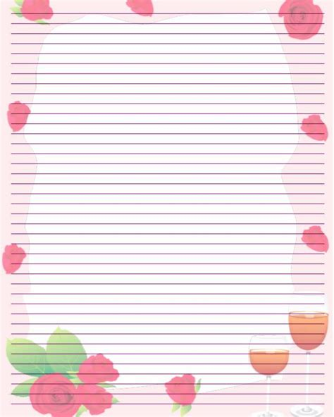 printable paper donna young 105 best images about valentines stationery on pinterest