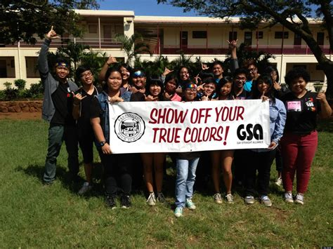 wallace tutorial academy hawaii glsen s gsa of the year award to go to hawaii s governor