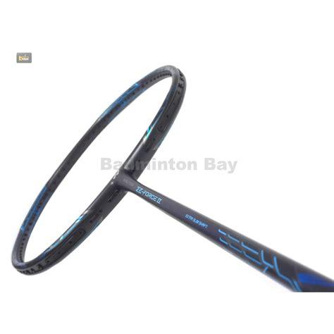 Raket Voltric Z 2 yonex voltric z ii badminton racket version 2 4u g5