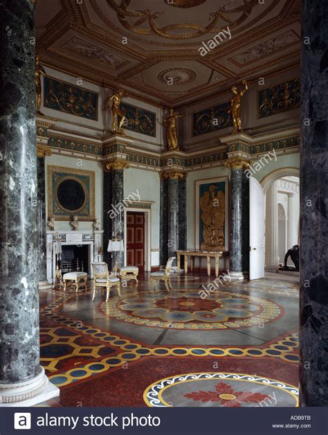syon house interieur syon house isleworth middlesex england 1760 1769