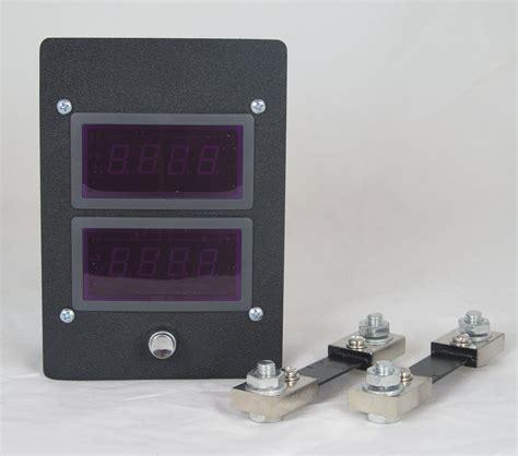 Box Meter Air coleman air dual 100 panel meter 3 box m100a100a3g