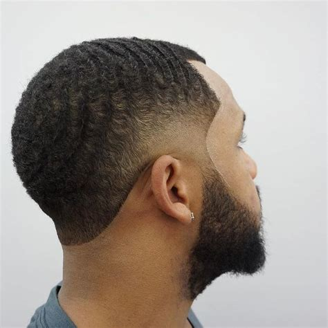 how to do a temp fade 25 cool temp fade styles for black men