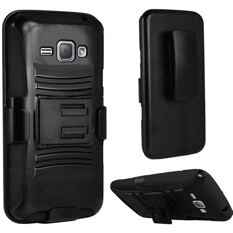 Stand Holster Belt Clip Samsung Galaxy J3 2016 J310 Armor for samsung galaxy j1 2016 2 rugged stand belt clip