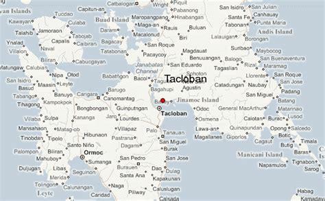 san jose tacloban map tacloban weather update