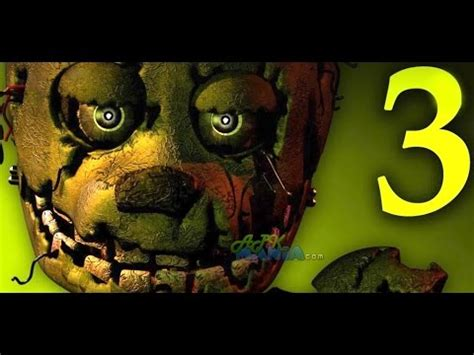 imagenes reales de five nights at freddy s пять ночей фреди 3 five nights at freddys 3 youtube