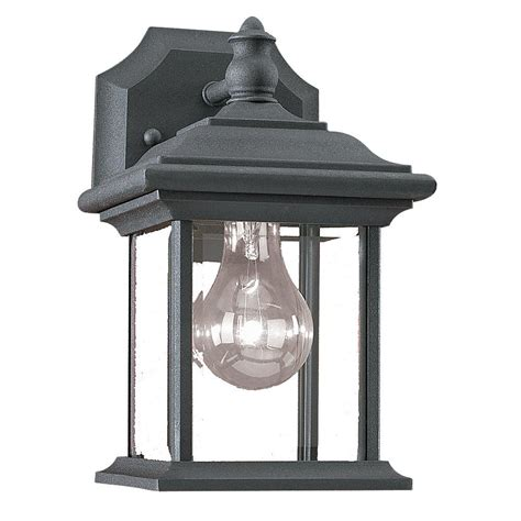 Enchant Collection Espresso 1 Light Wall Lantern 7 85247e Cheap Outdoor Lights