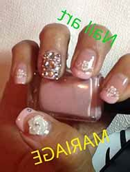 Deco Ongle Pour Mariage by Ongle Mariage Deco Ongle Fr