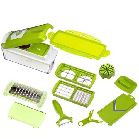 Food Cutter Set Parts 12 in 1 multi functional grater vegetable cutter sets food container shredders slicers sets with