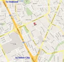 map of hayward california hayward courthouse 24405 amador st hayward ca 94544