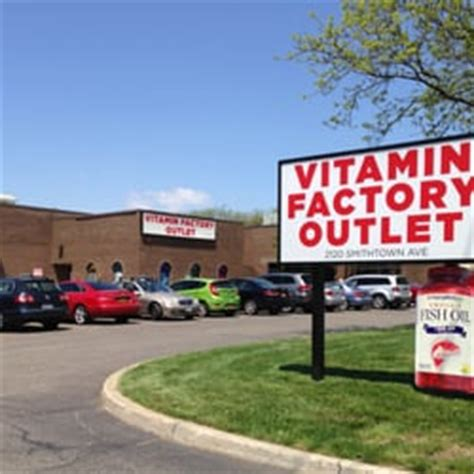 Ls Factory Outlet by Vitamin Factory Outlet 35 Photos 24 Reviews Vitamins