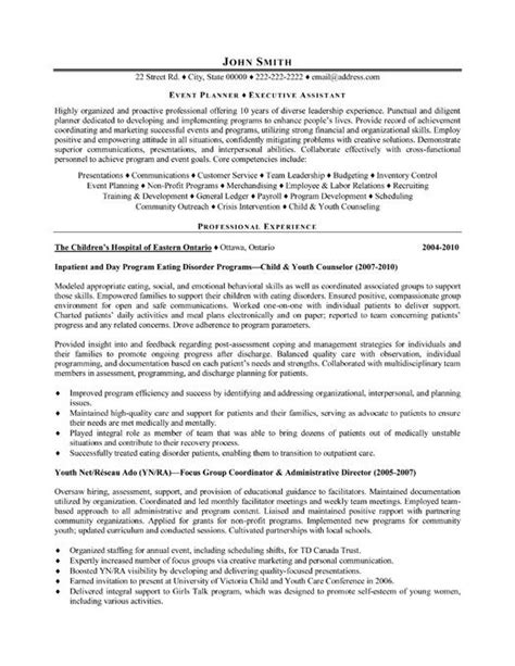 event planning resume template click here to this event planner resume template