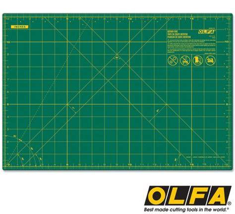 How To Flatten A Cutting Mat by Olfa 174 24 Quot X 36 Quot A1 Cutting Mat Olfa Co Nz