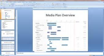 create persuasive media plan powerpoints with bionic