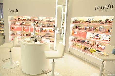 home design store names 高档化妆品店效果图 土巴兔装修效果图