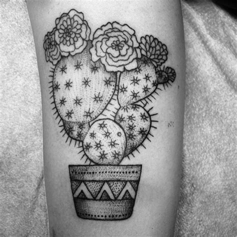 nopal tattoo cactus tattoos designs ideas and meaning tattoos for you