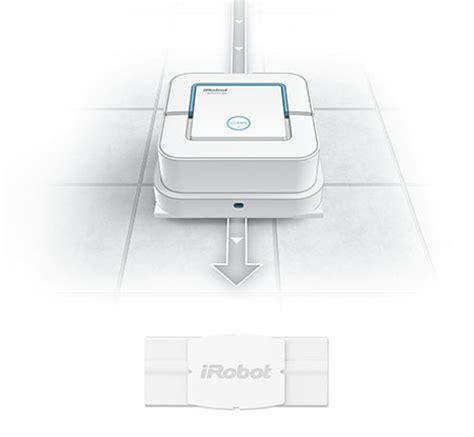 robot per lavare pavimenti braava jet