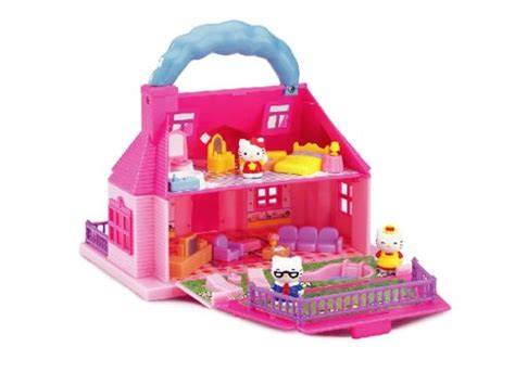 hello kitty mini doll house price comparisons hello kitty carry along mini doll house b2985bk