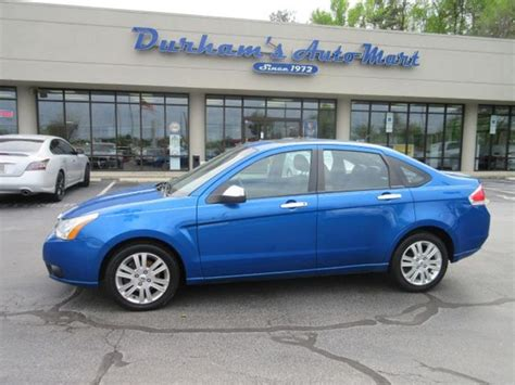 2011 ford focus for sale 2011 ford focus for sale in north carolina carsforsale