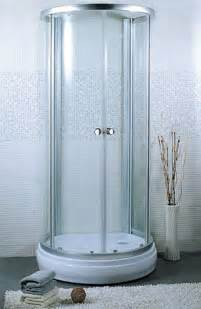 free standing shower stalls