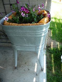 old bathtubs with legs 1000 images about galvanized wash tubs on pinterest basin sink laundry cart and