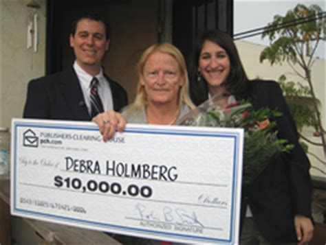 When Is The Next Pch Sweepstakes Drawing - the big check that made a big difference pch blog