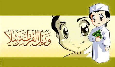 gambar animasi islam keren  gambar animasi