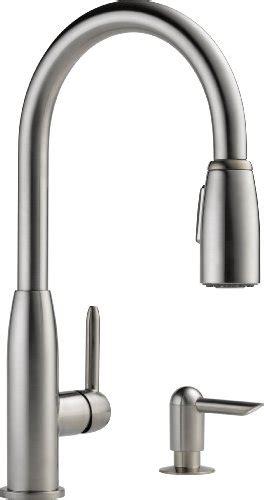 peerless pull down kitchen faucet peerless stainless steel pull down faucet pull down