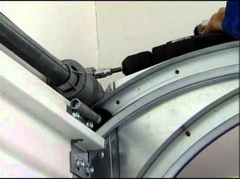 installateur normsthal et hormann de la pose d une porte de garage sectionnelle motoris 233 e