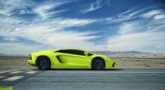 Lamborghini Neon Neon Yellow Lamborghini Aventador Cars