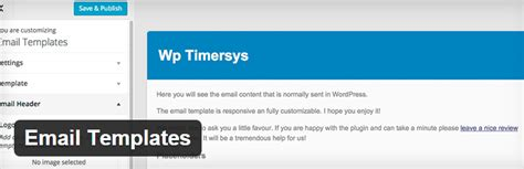 format email wordpress can you change the email templates in wordpress itx