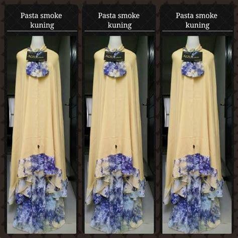 Mukena Bali Jumbo Motif Cantik mukena bali pasta smoke mukena jumbo rempel 171 mukena