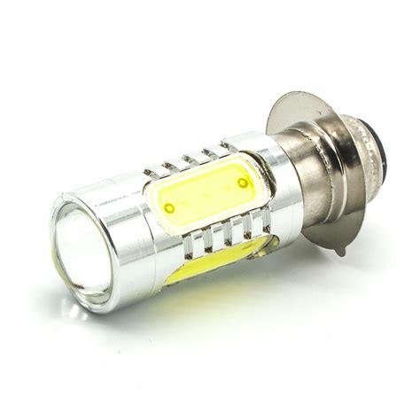 Led Light Bulbs For Motorcycles H6m Px15d P15d25 1 Xenon White Cob Led Car Motorcycle Bike Headlight Bulb Fog Light L White