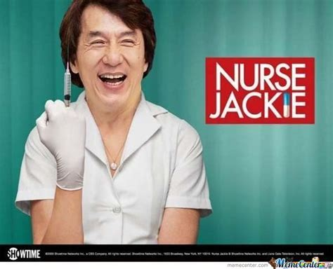 Nurse Jackie Memes - nurse jackie by billgoodgift meme center