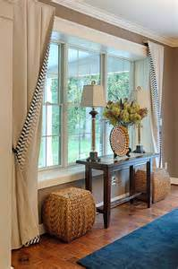Window Covering Ideas For Large Picture Windows Decorating Maryland Green Show House