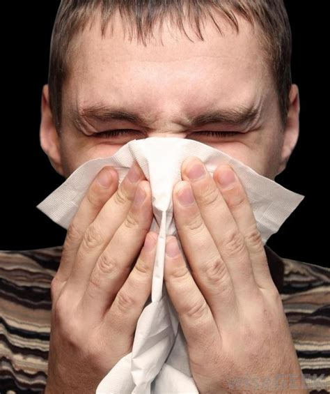 sneezing blood what are the different types of respiratory symptoms