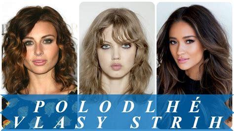 moderne stryhy vlasou modern 233 postupn 253 strih polodlh 253 ch vlasov youtube