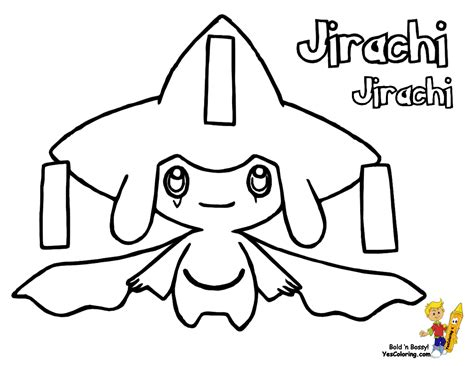 pokemon coloring pages jirachi electric pokemon colouring pages castform deoxys