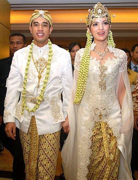 kebaya pernikahan adat sunda modern  inspiring