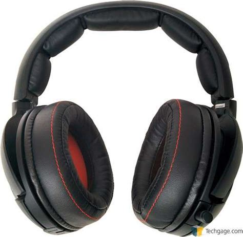 Headset Steelseries H Wireless steelseries h wireless gaming headset review techgage