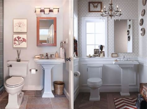 how to decorate a half bathroom what you need to know before you choose an apartment with one or two bathrooms