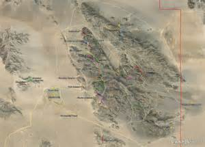 johnson valley california map drivinglinethe real story king of the hammers