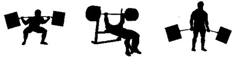 squat deadlift bench press the basics of a powerlifting meet girls can lift