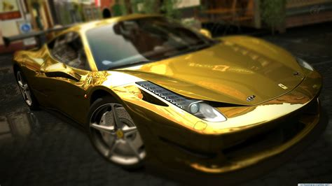 gold ferrari wallpaper 2 ferrari italia hd wallpapers backgrounds wallpaper abyss