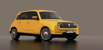 Renault 4 Concept Renault 4 Come Ti Vorrei Un Nuovo Concept Visionario