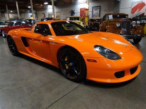how cars run 2004 porsche carrera gt spare parts catalogs 2004 porsche carrera gt for sale 1916466 hemmings motor news