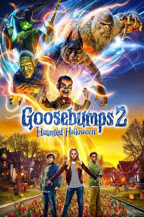 goosebumps 2 haunted halloween 2018 posters the - 442062 Goosebumps Haunted Halloween